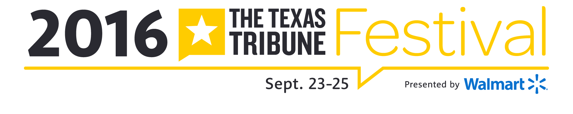 The Texas Tribune Festival logo
