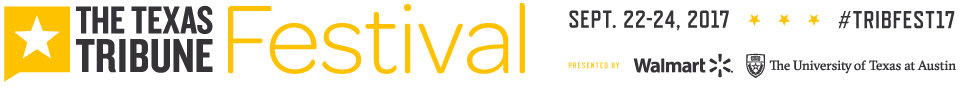 The Texas Tribune Festival logo