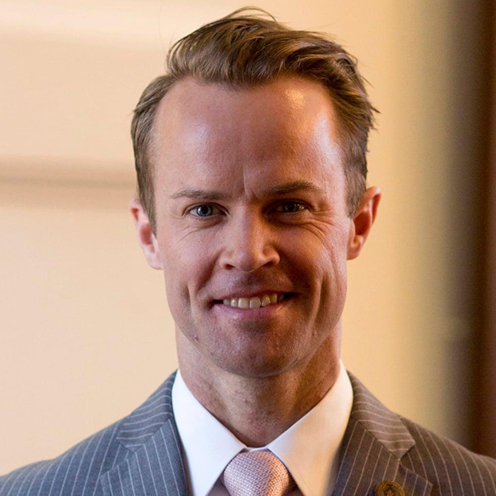 Texas Representative Dade Phelan
