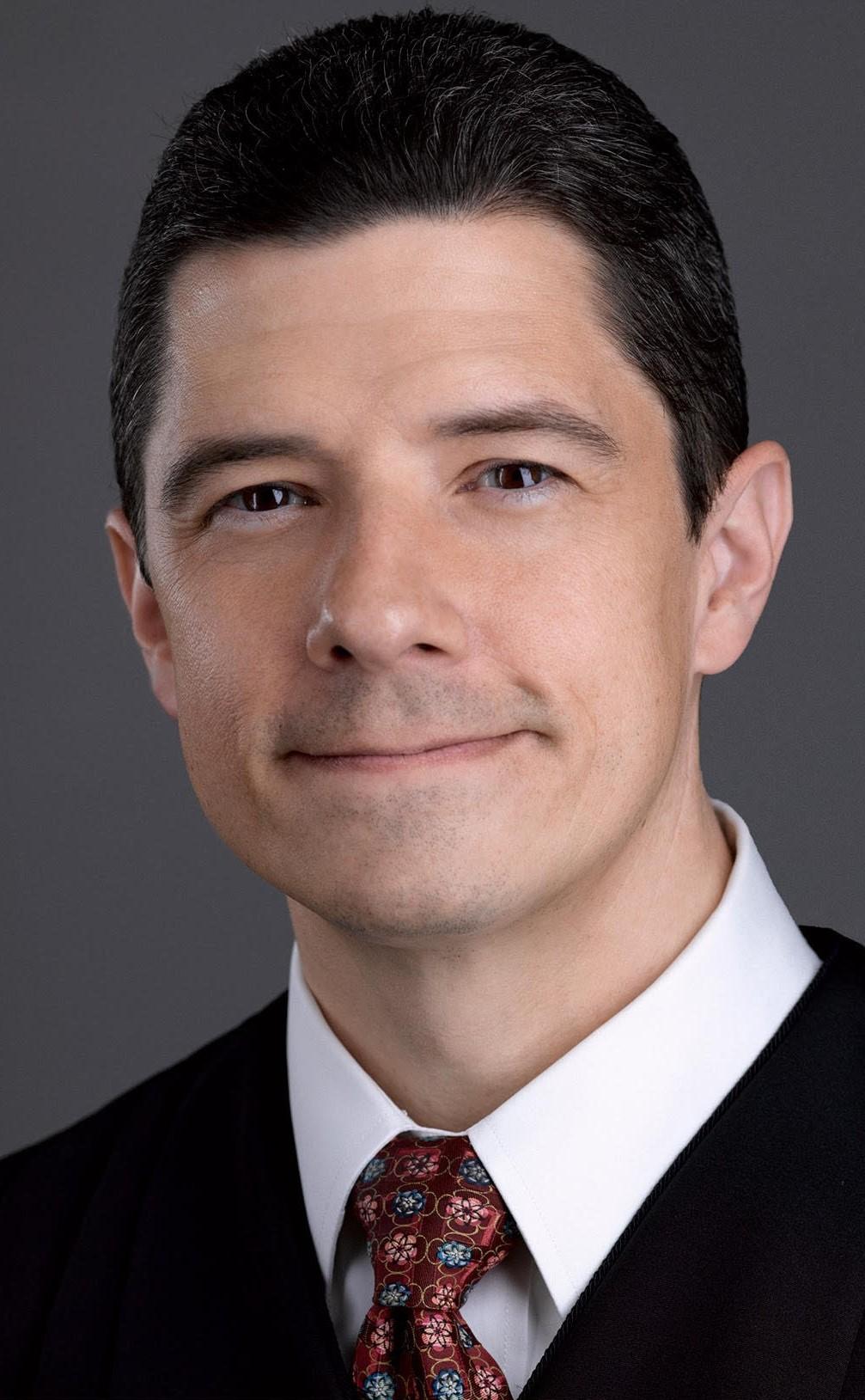 Supreme Court Justice Brett Busby