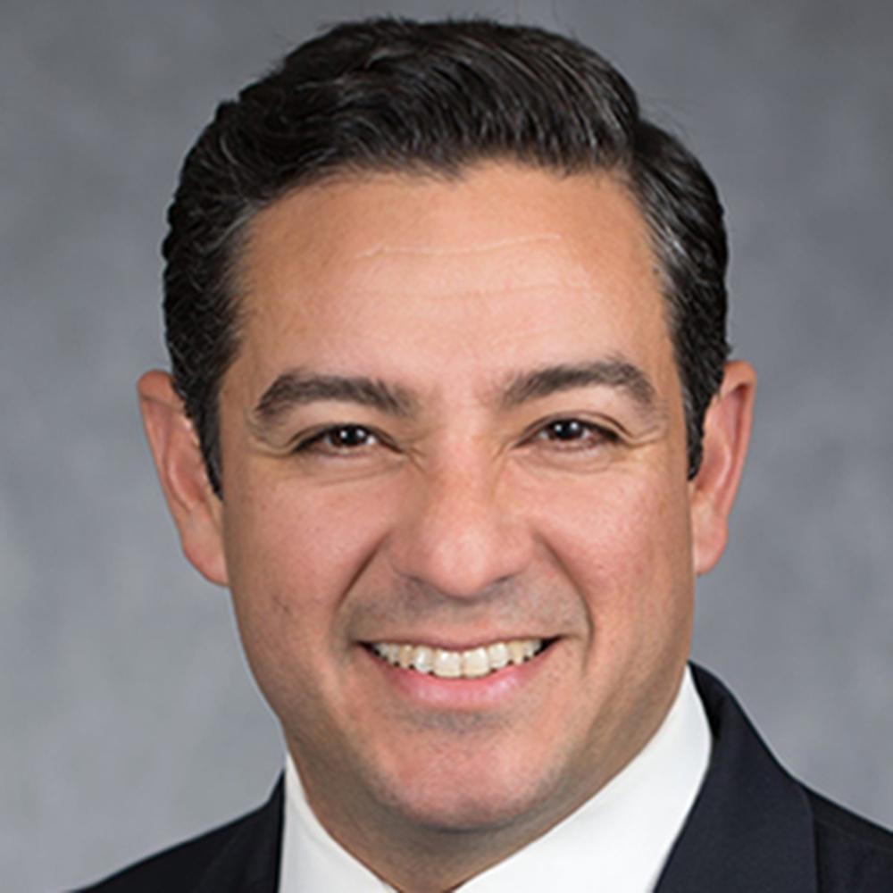 Texas Representative Cesar J. Blanco