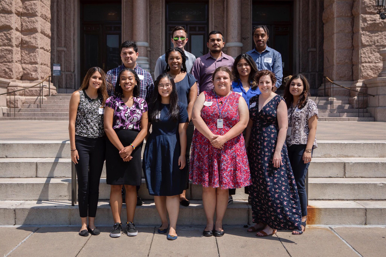 Texas Tribune 2016 fellows