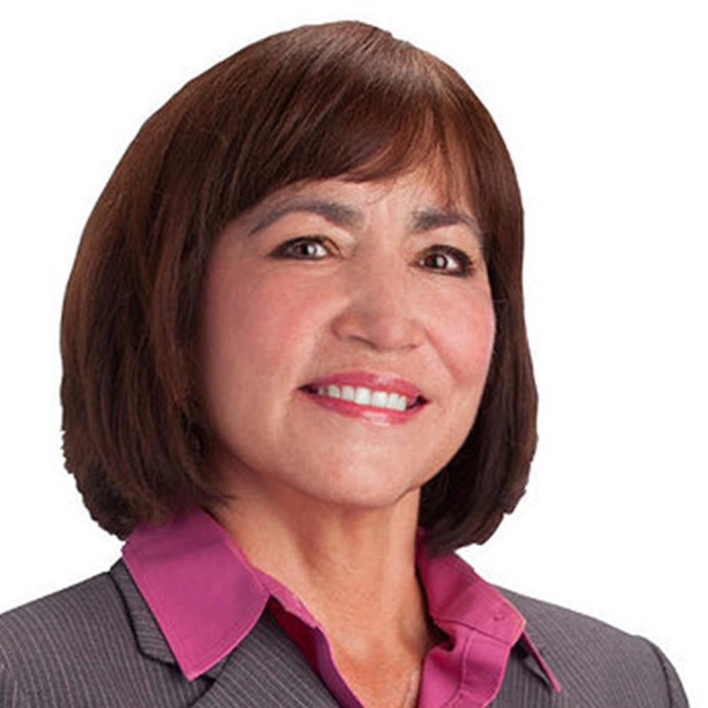 """Texas Representative Evelina """"Lina"""" Ortega"""