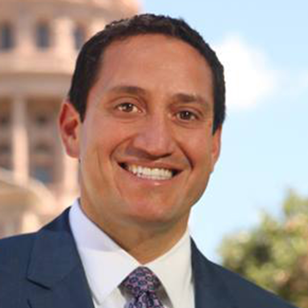 Texas Representative Trey Martinez Fischer