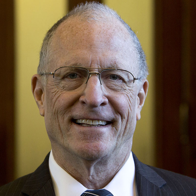 Texas Senator Bob Hall