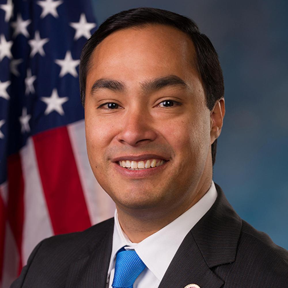 U.S. Representative Joaquin Castro