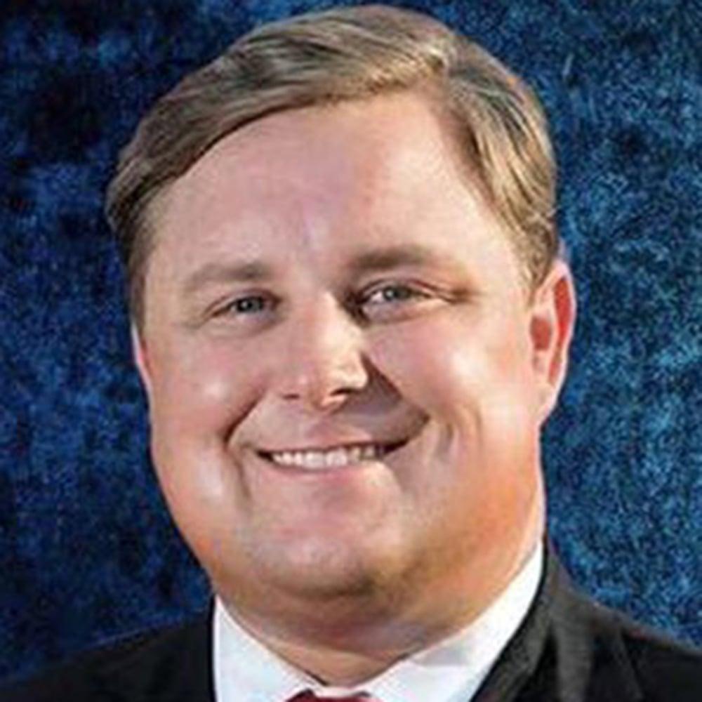 Texas Representative Justin Holland