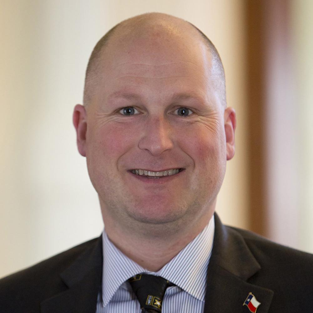 Texas Representative Tony Tinderholt