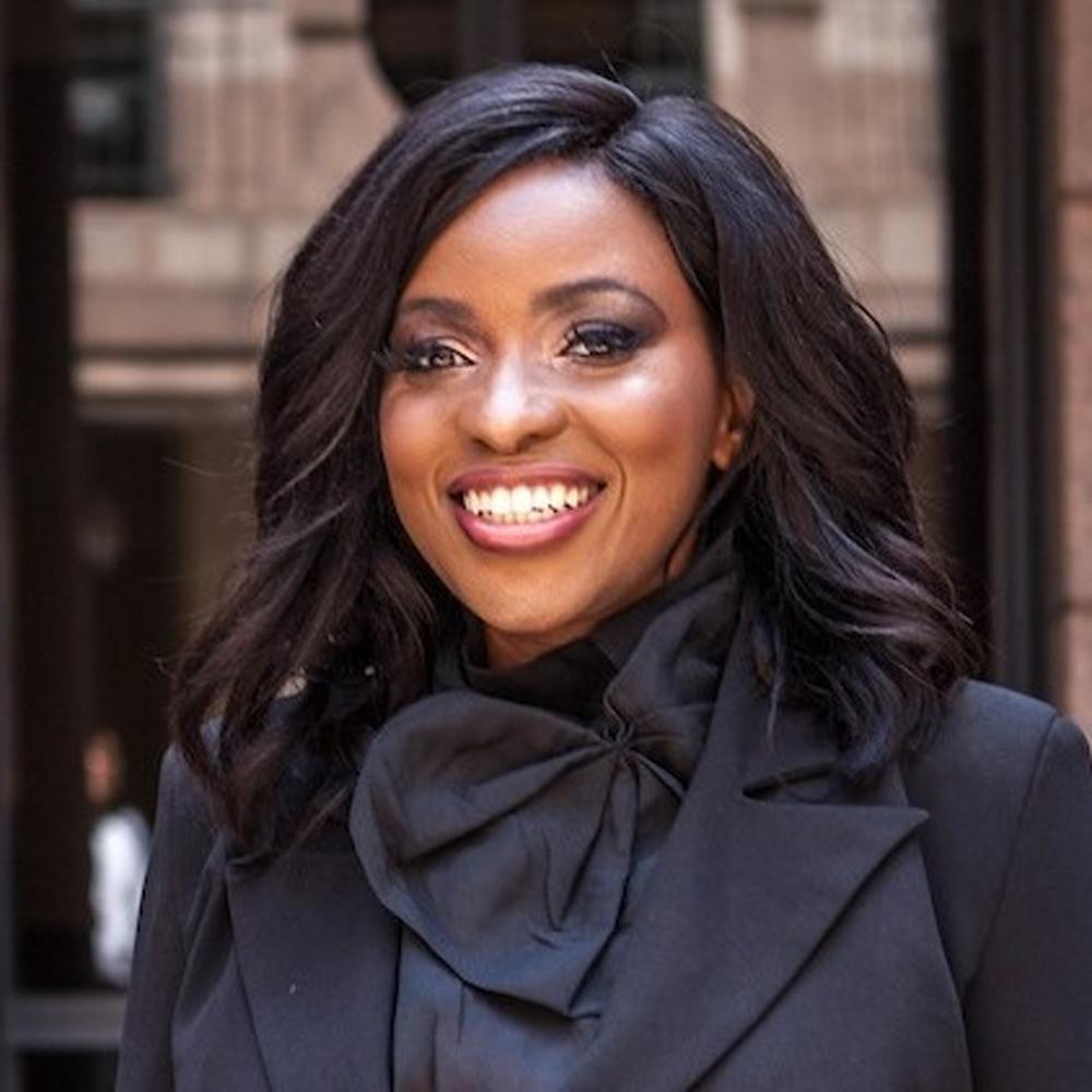 Texas Representative Jasmine Felicia Crockett