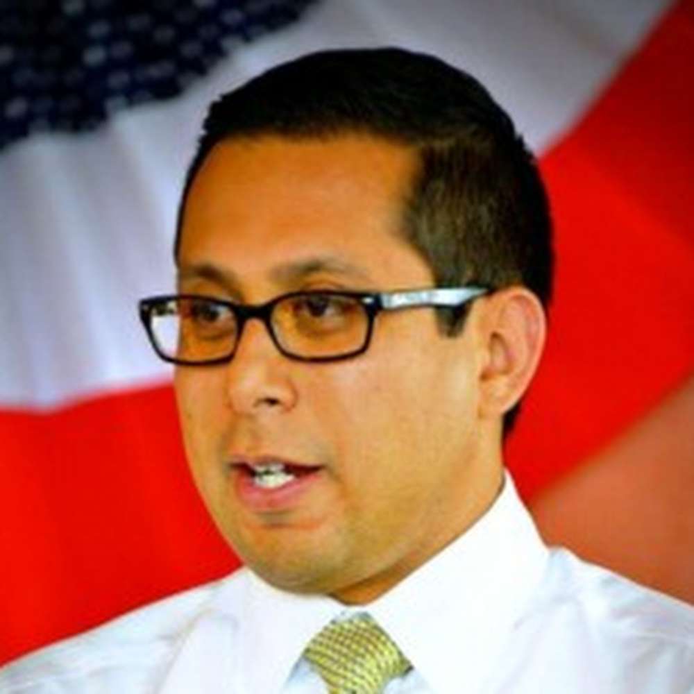 Texas Representative Diego Bernal