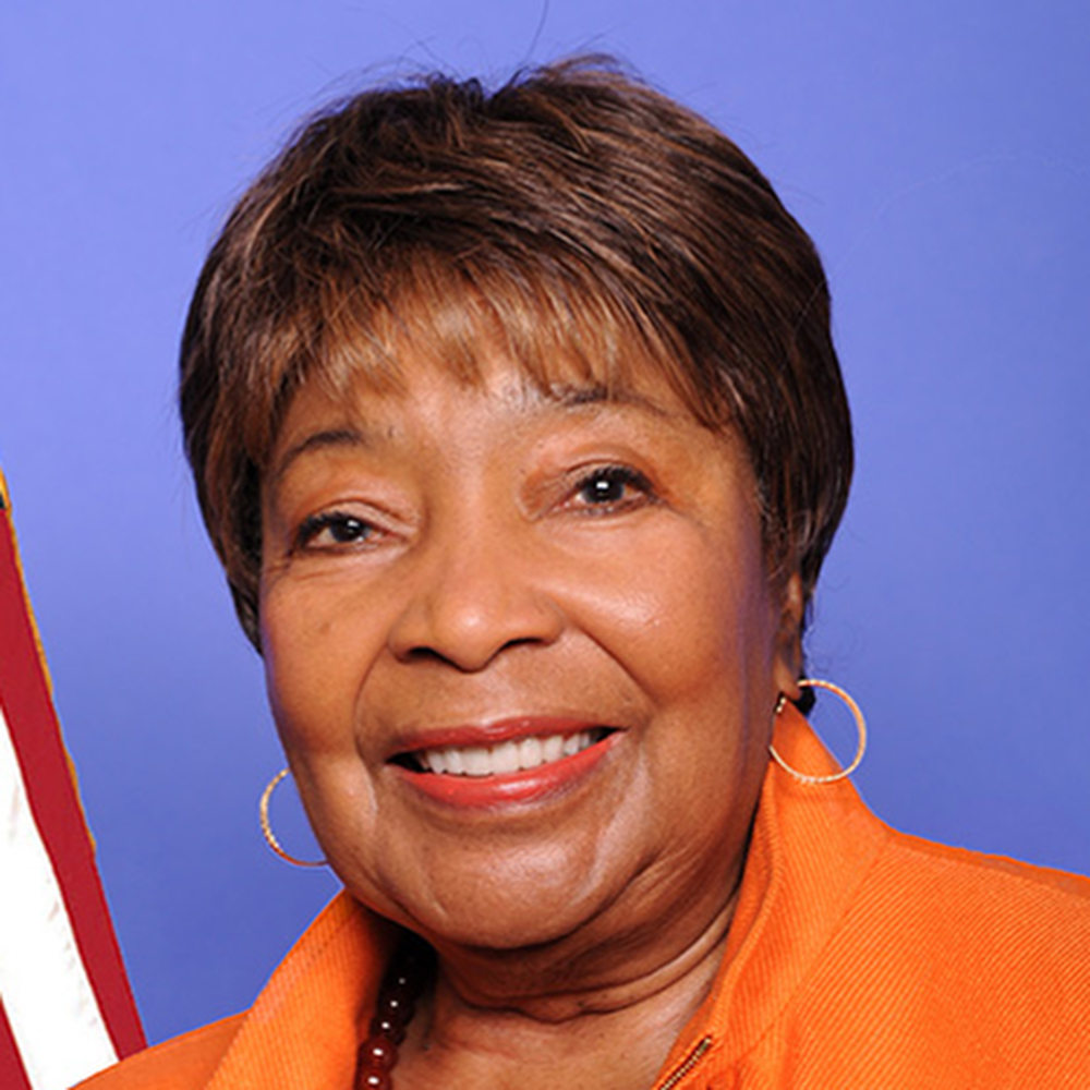 U.S. Representative Eddie Bernice Johnson