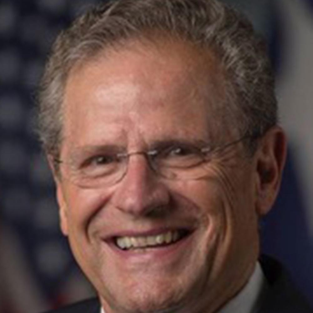"""Texas Representative D.F. """"Rick"""" Miller"""