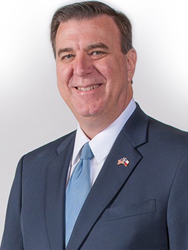 Texas Representative Dennis Paul
