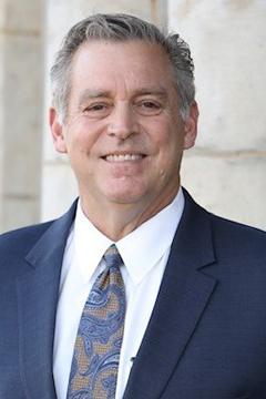 Texas Representative David Spiller