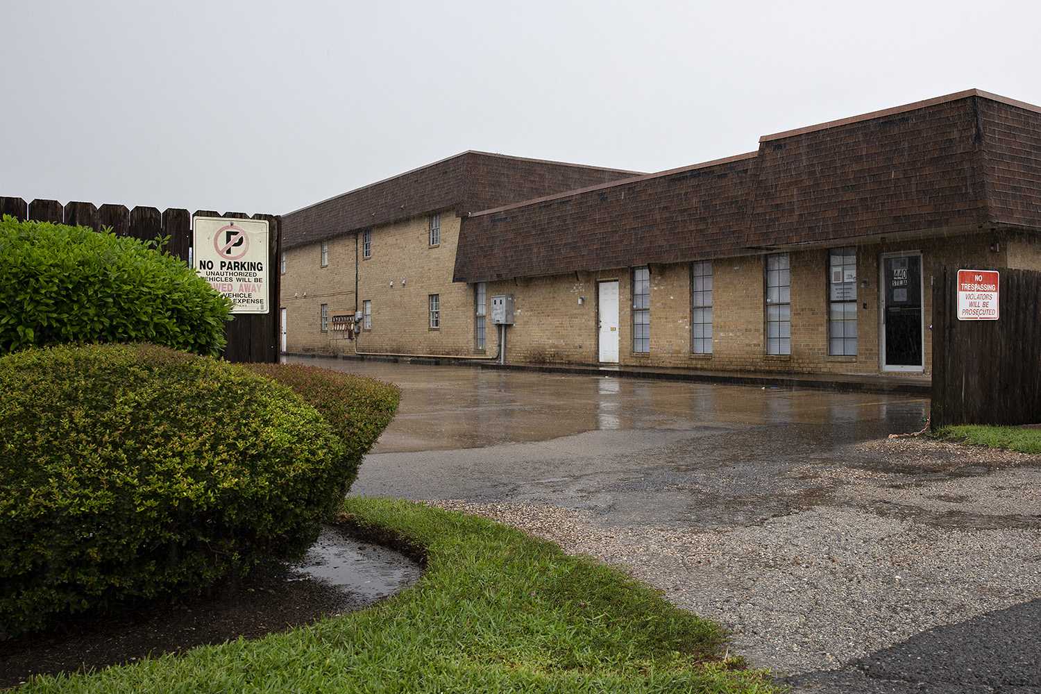 The Texas abortion provider Whole Woman's Health ran a clinic in Beaumont until 2014. It was the only place to get an abortion between Houston and Baton Rouge.