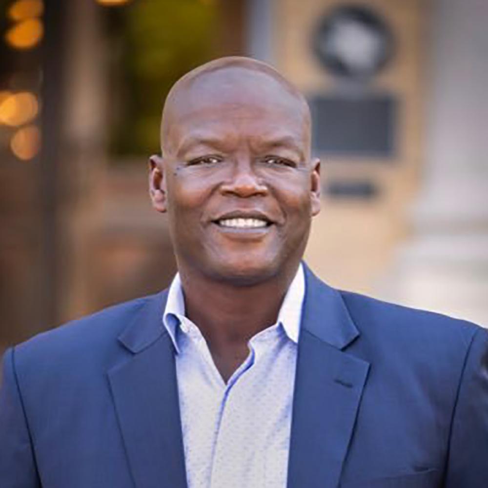 State Board of Education Member Lawrence Allen Jr.