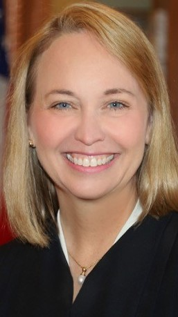 Supreme Court Justice Jane Bland