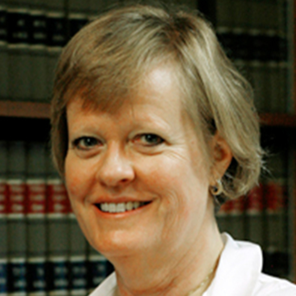 Judge Barbara Parker Hervey
