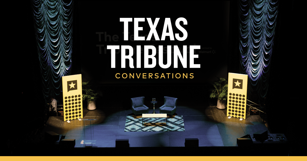 Texas Tribune Conversations Podcast