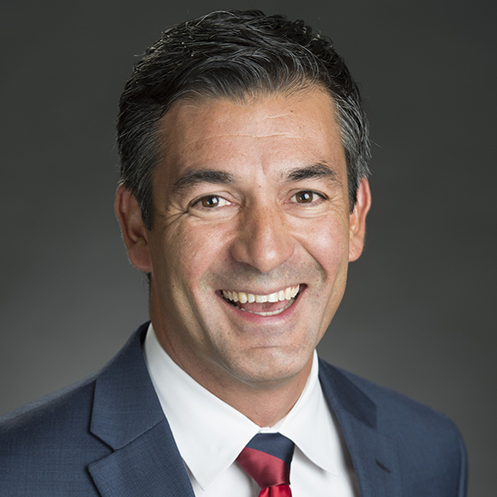 Texas Representative Ramon Romero Jr.
