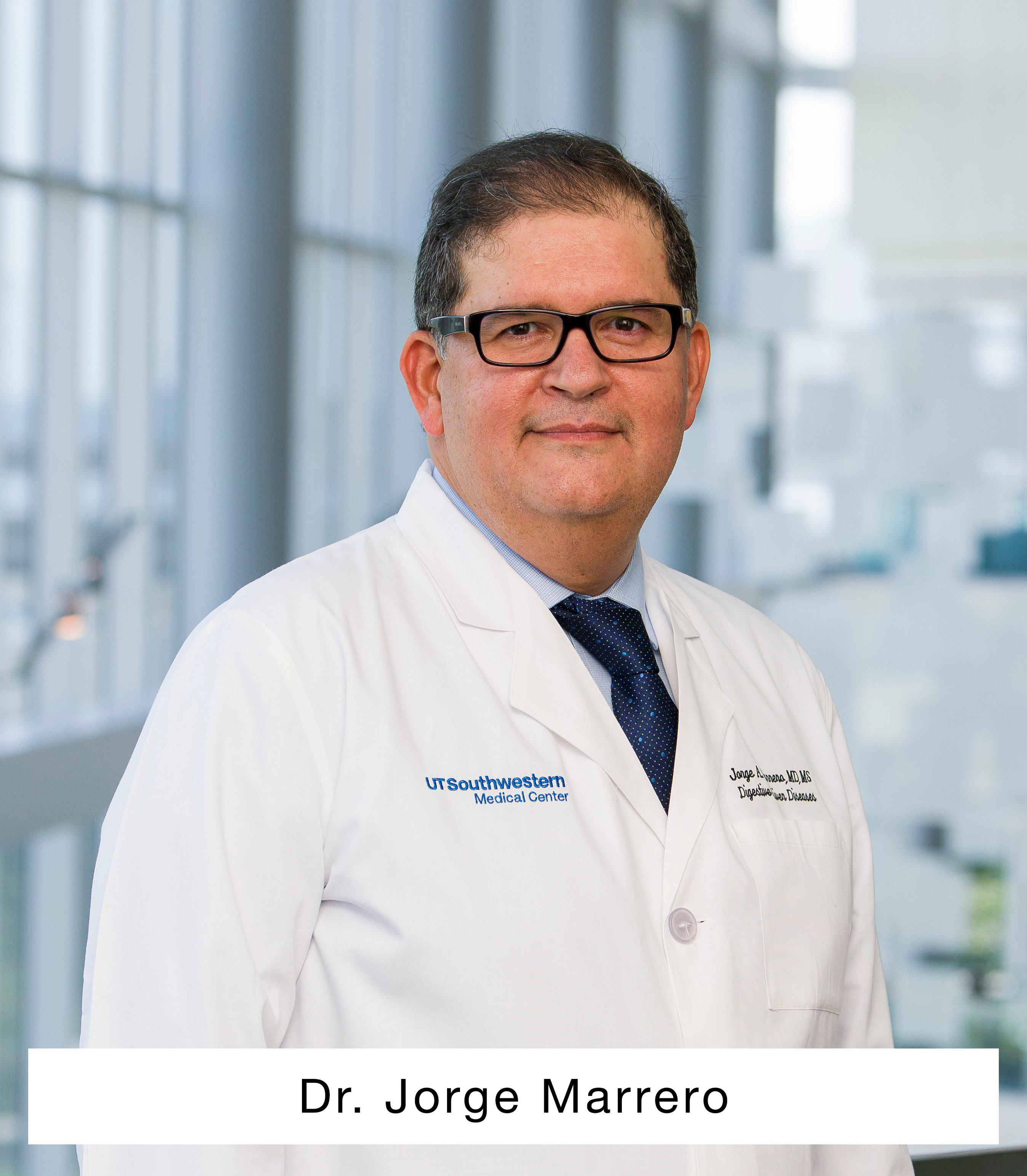 Dr. Jorge Marrero