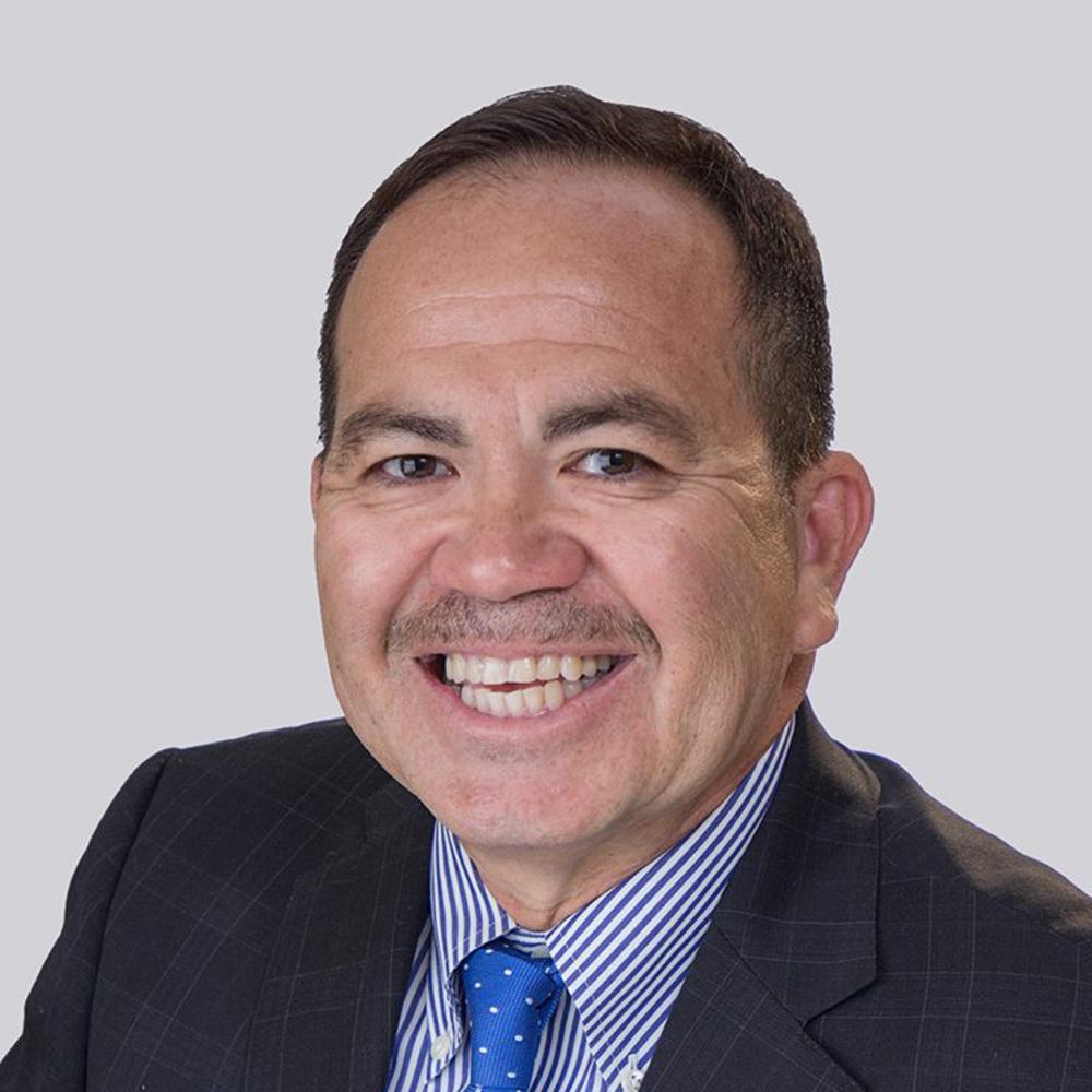 Texas Representative Art Fierro