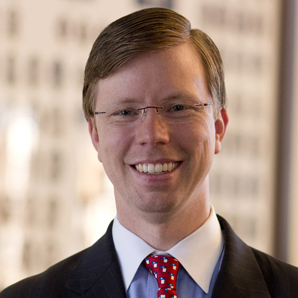 Texas Representative Will Metcalf