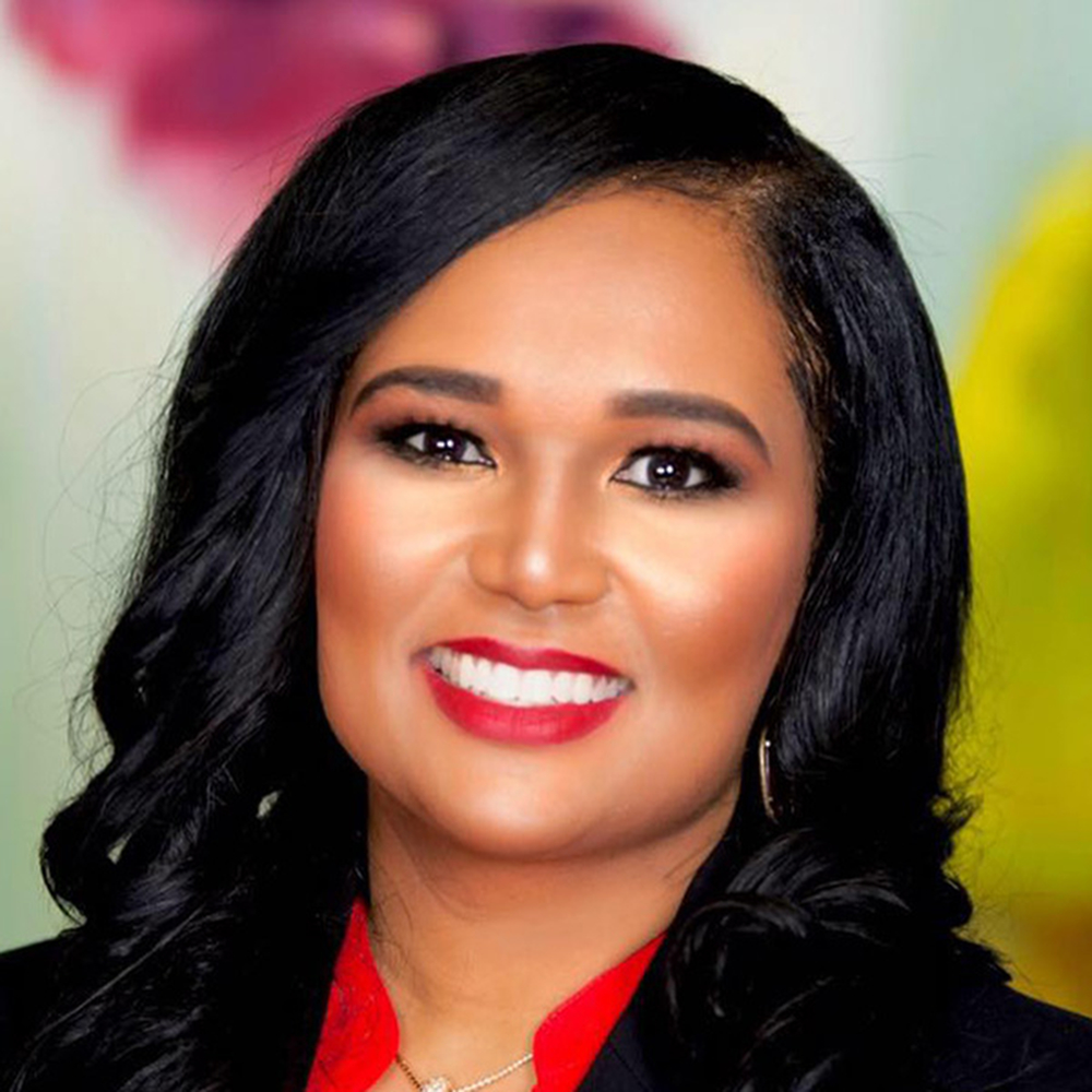 Texas Representative Shawn Nicole Thierry
