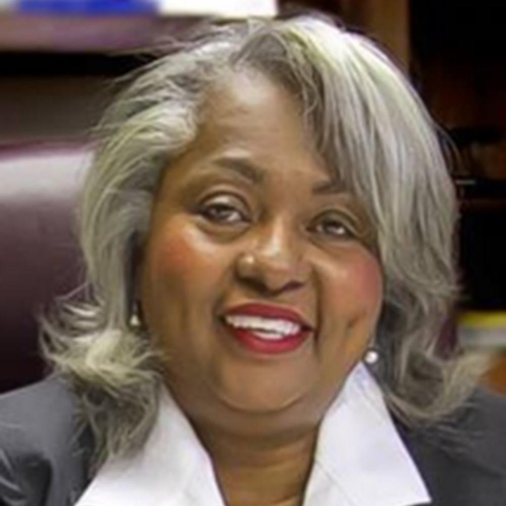 Texas Representative Barbara Gervin-Hawkins