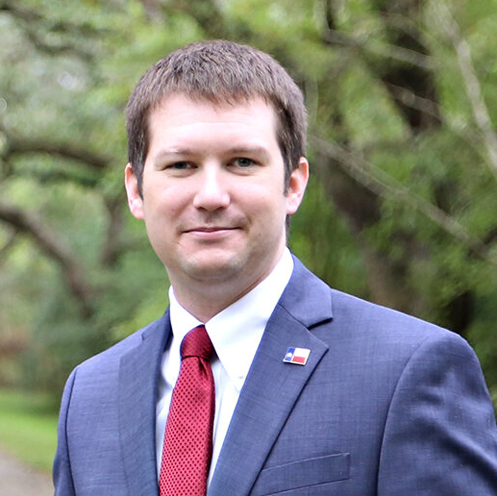 Texas Representative Cody Thane Vasut