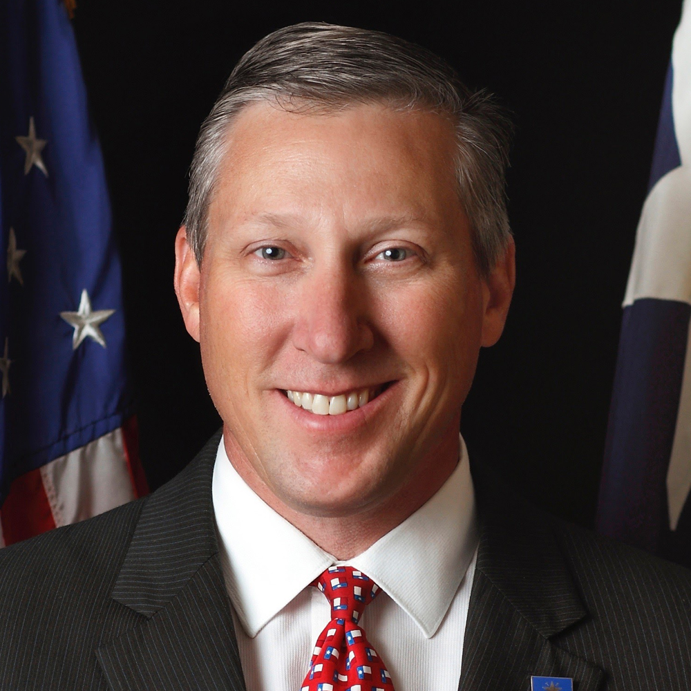 Texas Senator Drew Springer