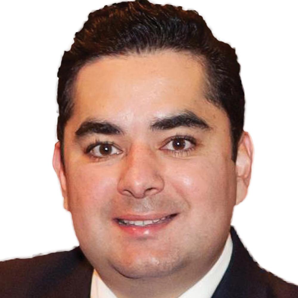 Texas Representative J.M. Lozano
