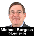 Michael Burgess, R-Lewisville