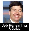 Jeb Hensarling, R-Dallas