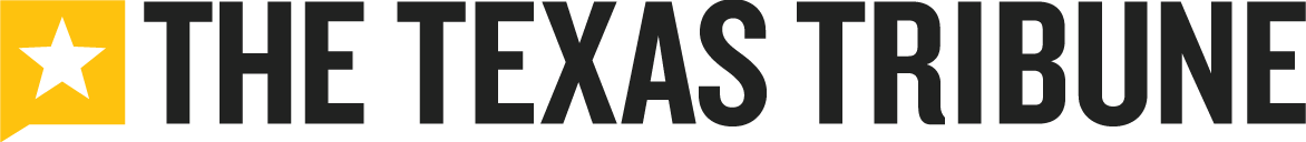 Horizontal version of the Texas Tribune logo