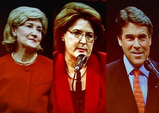 Republican gubernatorial debate coverage