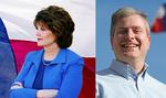 Rep. Carol Kent, D-Dallas, and Rep. Robert Miklos, D-Mesquite