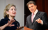 U.S. Sen. Kay Bailey Hutchison and Gov. Rick Perry.
