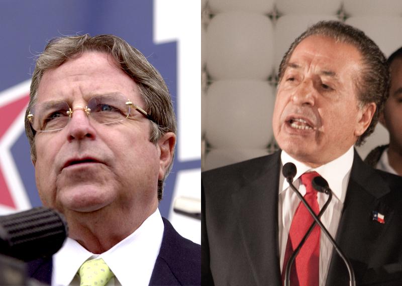 Tony Sanchez, Farouk Shami