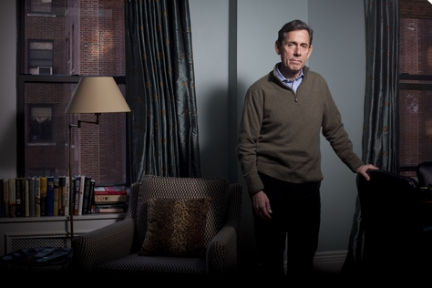 Edward Blum, director of the Project on Fair Representation, in his Manhattan apartment on Feb. 22, 2012.