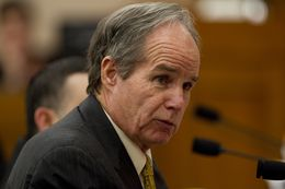 Texas State Auditor, John Keel gives testimony regarding CPRIT to Senate finance committee hearing on February 5th, 2013