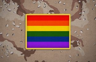 The Pentagon on Monday extended some benefits to same-sex partners of military service members. At Fort Hood in Central Texas, the decision appeared to have stirred little controversy.