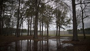 The Cleveland Corrections Center, located 50 miles northeast of Houston, is a private prison operated by the GEO group under the authority of the Texas Department of Criminal Justice.