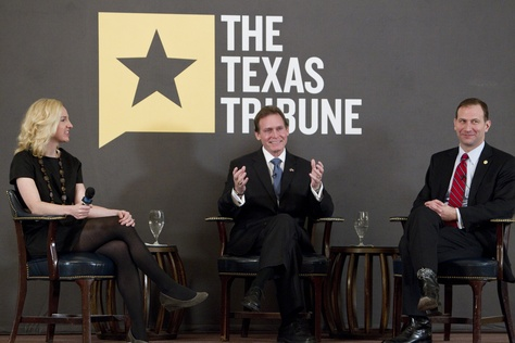 February 27th TribLive event with Emily Ramshaw, Rep. John Zerwas R-Fulshear and Sen. Charles Schwertner R-Georgetown