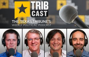 Ross, Julián, Aman and Reeve review some results of the latest University of Texas/Texas Tribune Poll, discuss soon-to-be Sen. Sylvia Garcia's victory in Senate District 6 and talk about security changes at the Governor's Mansion.