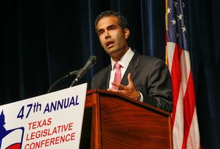 George P. Bush, candidate for Texas Land Commissioner, delivers keynote address at 4th Annual State Legislative Conference