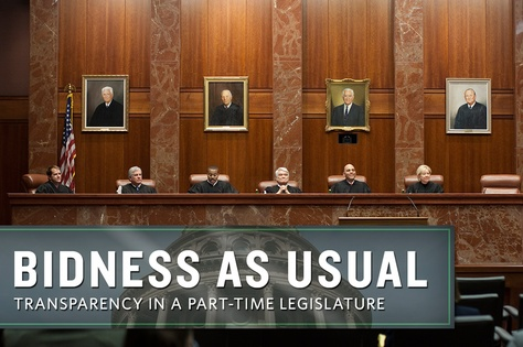 Bidness as Usual: Supreme Court