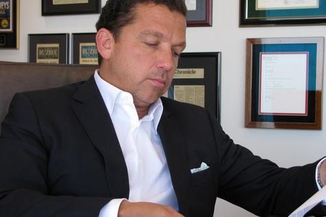 Houston lawyer Anthony Buzbee