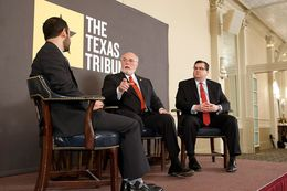 TribLive with State Sen. Robert Nichols, R-Jacksonville and State Rep. Larry Phillips, R-Sherman - April 4, 2013.