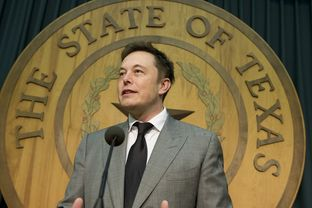 Elon Musk of Tesla and SpaceX urges Texas lawmakers to pass a bill permitting him to sell his all-electric cars through franchising on April 10, 2013.